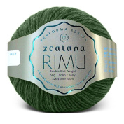 Zealana Rimu Double Knit Weight - Greenstone