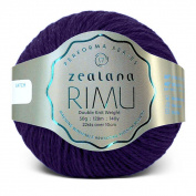 Zealana Rimu Double Knit Weight - Purple Karani