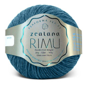 Zealana Rimu Double Knit Weight - Karariki Blue
