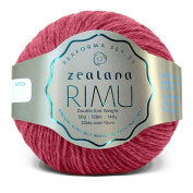 Zealana Rimu Double Knit Weight - Pink Pititi