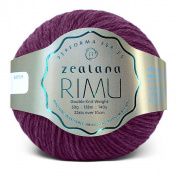 Zealana Rimu Double Knit Weight - Radiant Orchid