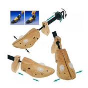 Pggpo Useful Lady High Heel Shoes Tree Wooden Stretcher Support Shaper