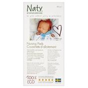Naty Bio Breast Pads 30 per pack