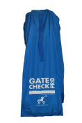 Gate Cheque Pro - Pushchair & Pram Travel Bag - One Size Fits Most Lightweight Umbrella Buggies, inc MclareM