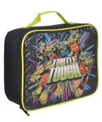 "Teenage Mutant Ninja Turtles ""Turtle Tough"" Insulated Lunchbox - black/green, one size"