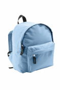 SOLS Unisex Rider Backpack Sky Blue ONE
