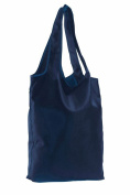 SOLS Unisex Pix Fold Away Shopping Bag French Navy ONE