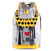 No Game No Life Anime Backpack Boys and Girls School Bags Shoulders Bag Animation Around as picture 17*31*44cm