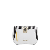 Cromia Women's Cross-Body Bag White white
