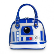 Star Wars R2D2 Patent Dome Embossed Tote Bag