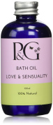 Pink & Green Skincare Bath Oil Love & Sensuality - 100ml