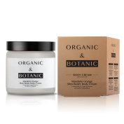 Organic & Botanic Mandarin Orange Shea Butter Body Cream 100 ml
