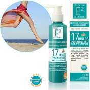 E2 Cooling Complex for Heavy Legs - 17 Essential Oils Natural gel Lotion