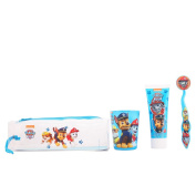 Cartoon Patrulla Canina Shower Gel/Sponge/Lip Balm/Bag Set - Pack of 4