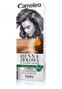 Cameleo Herbal Henna Colouring Cream HAZELNUT 75g Natural Henna extract with Moroccan Oil