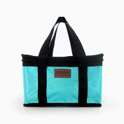 Fortan Insulated Portable Thermal Lunch Carry Tote Storage Travel Picnic Bag BU