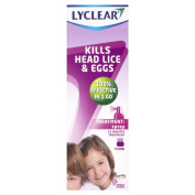 Lyclear Head Lice Repellent, 100 ml