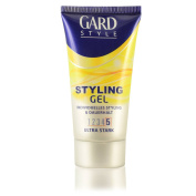 5Pack Gard Mini Styling Gel Ultra Strong 5x 30ml
