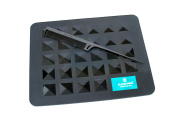Cloud Nine Luxury Silicone Mat & Cloud Nine Tail Comb