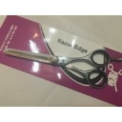 Quality Professional Hair Scissors, Hairdressing Scissors, Barber Thinning Scissors - 6 inch (15.25cm) SST