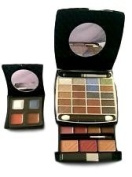 New PrettyPink 22 Eye Shadow Compact and Travel Compact Cosmetic Set