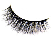 False Eyelashes 1 Pair Real Long Thick Authentic Mink 3D Natural False Eyelashes