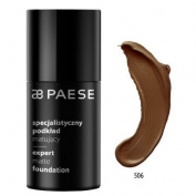 Paese Cosmetics Matte Expert Foundation, Shade Number 506 30 ml