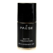 Paese Cosmetics Matte Expert Foundation, Shade Number 501 30 ml