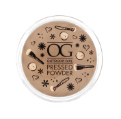 Outdoor Girl Pressed Powder Compact 9g-Translucent
