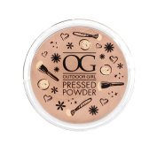 Outdoor Girl Pressed Powder Compact 9g-Fair