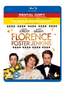 Florence Foster Jenkins [Region B] [Blu-ray]