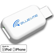 Genuine Fiat Blue & Me USB Adaptor for Apple iPhone/iPod - 71805430