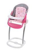 Zapf Creation 822272 BABY Born High Chair Toy