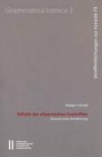 Stilistik Der Altpersischen Inschriften [GER]