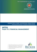 ACCA approved - F9 Financial Management (Sept 2016 to June 2017 Exams)