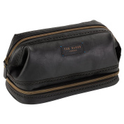 Ted Baker Toiletry Bag, 30 cm, Black