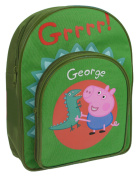 George Pig Dinosaur Backpack
