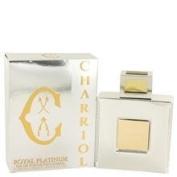 Charriol Royal Platinum By Charriol For Men Eau De Parfum Spray 100ml