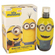Minions Yellow by Minions Eau De Toilette Spray 100ml for Men