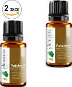 Patchouli Essential Oil 100% Pure Therapeutic Grade 15ml (Comparable to DoTerra Serenity and Young Living) For Personal Care Calming and Grounding 2 pack