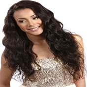 100% Brazilian Virgin Human Hair Natural Colour Body Wave Lace Front Wigs With Baby Hair