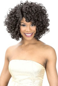 [LACE FRONT WIG] MAGIC LACE CURVED PART 177 SYNTHETIC FULL WIG