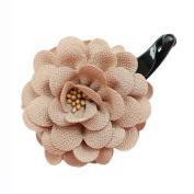 Rosehair 002-08 Flower Hair Barrettes Banana Clip