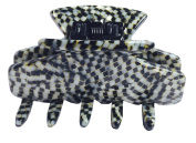 French Amie Chic Opera Handmade Celluloid Small 4.4cm Jaw Hair Claw Clip Clamp Clutcher