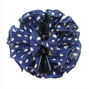 Rosehair 002-11 Large Polka dots Hair Claw Hair Pins Hair Clips