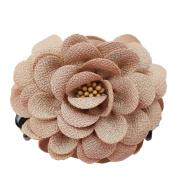 Rosehair 002-10 Flower Hair Claw Hair Pins