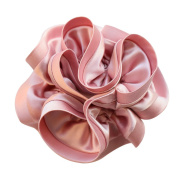 Rosehair 002-01 Satin Scrunchy for Ponytail