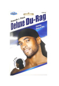 Deluxe Du-rag Smooth & Thick #007 White