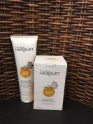 Project Beauty Hairgurt Almond Honey Intense Repair Yoghurt Shampoo (240ml) & Hair Masque