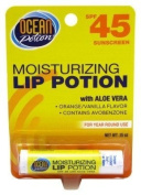 Ocean Potion Lip Potion Spf45 (Pack of 6) by Sun & Skin Care Research Inc
